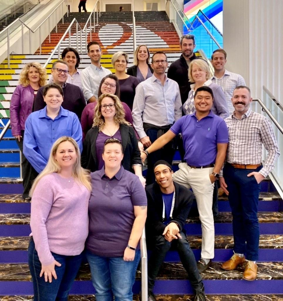 #Citi is proud to participate at the 2019 @OutandEqual Workplace Advocates Summit and in recognition of #SpiritDay, wear purple in solidarity to take a stand against bullying & support LGBT+ youth.