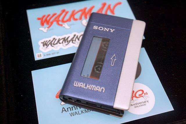ウォークマン40周年記念モデル「NW-A100TPS」予約完了~#ウォークマン #SONY