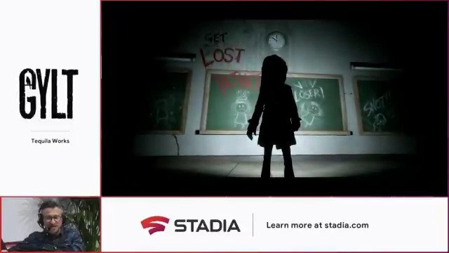 Did you miss our 30 minutes #GYLT speech at Gamescom? Don't worry, we made a 2 minutes recap video.@gylthegame, coming exclusively on Google #Stadia on November 19th.