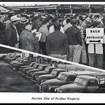#TBT to this 1962 GSA public auto auction! Check out the current GSA #auction of over 40+ buses nationwide! It's open to the public and you can place your bid online. See the buses near you: https://t.co/Ws8IfGjtQJ