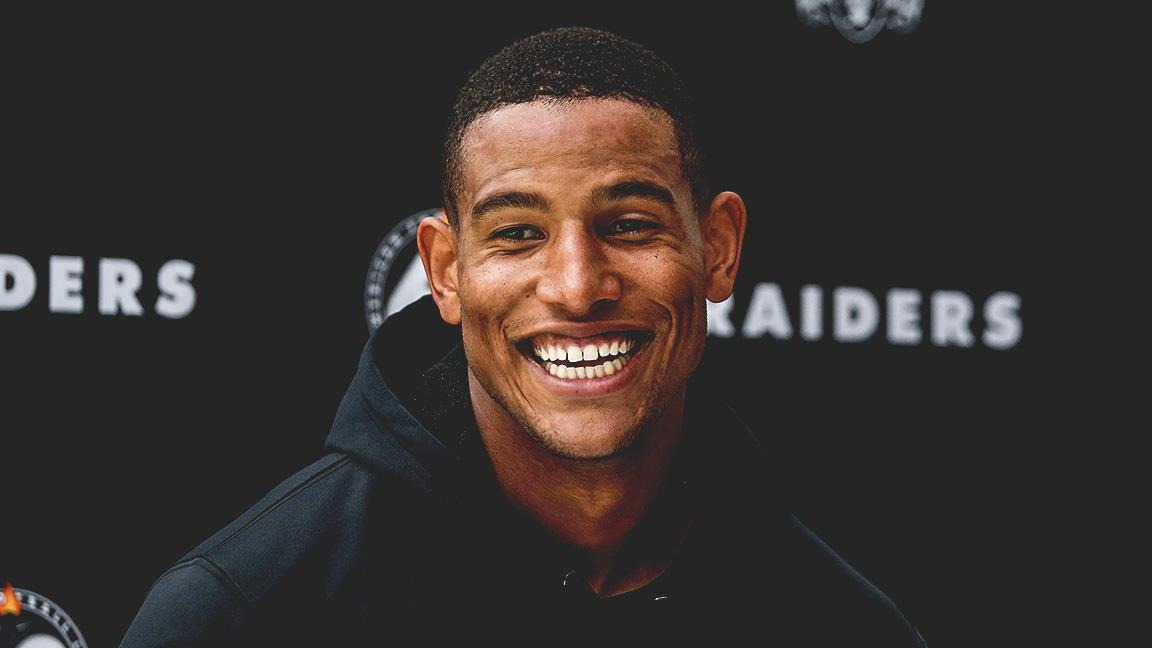 What a journey by Darren Waller: 🔹 Suspended entire 2017 season 🔹 Signed to Raiders practice squad in 2018 🔹 Became Hard Knocks fan-favorite 🔹 Leads Raiders in catches, rec yards 🔹 Signs extension through 2023 for $9 million a year, per NFL Network