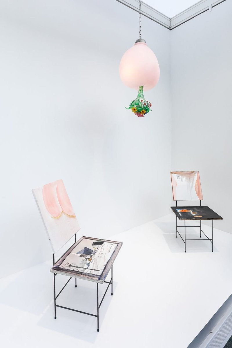 Visit Lisson Gallery at FIAC Paris this week (Stand A42). Highlights include works by #LaureProuvost, #BernardPiffaretti, #TonyOursler, #CarmenHerrera, #RyanGander and more. Read more about our presentation here...   http:// bit.ly/32pIHNY     @FIAC<br>http://pic.twitter.com/lfd1Wldq5F