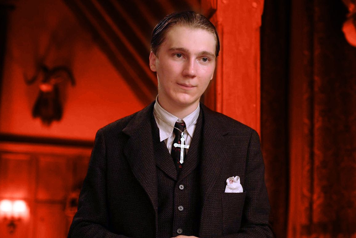 Replying to @getFANDOM: 'Prisoners' actor Paul Dano takes the Riddler role in 'The Batman' ❓  (via @Borys_Kit)