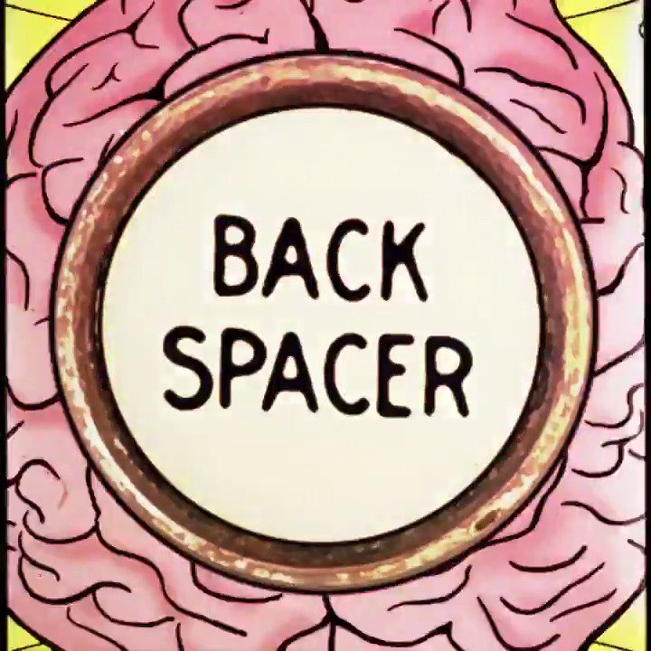 Image for the Tweet beginning: Can't get enough Backspacer? Head