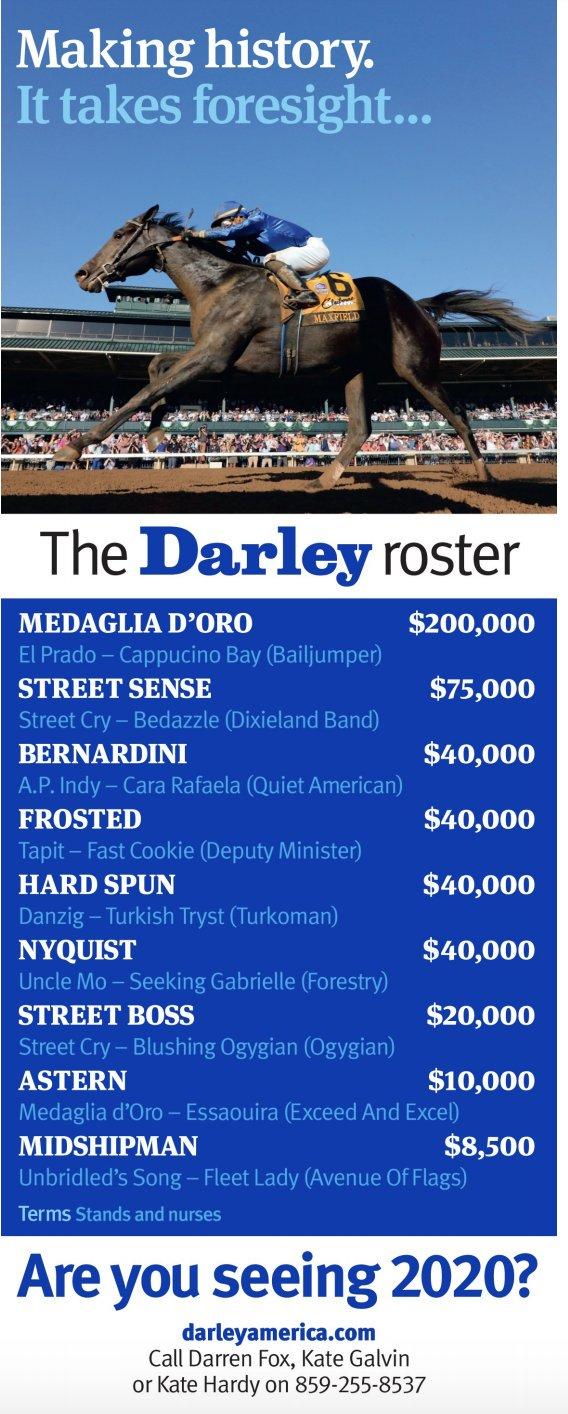 Darley Amerika 2020 aşım ücretleri