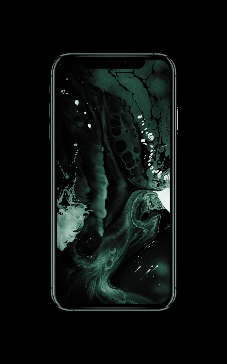 Ar7 On Twitter Wallpapers Ipad Pro Stock Wallpaper Modd V3 Midnight Green For Iphone11promax Iphone11pro Iphone11 Iphonexsmax Iphonexr Iphonexs Iphonex All Other Iphone