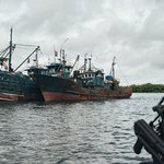 Image for the Tweet beginning: #IUUNews: ' 10 Trawlers Arrested In