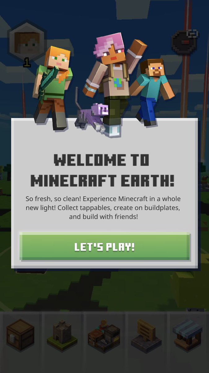 I'm starting a NEW Journey #MinecraftEarth is LIVE in New Zealand!!! @JibsEntertainm1 https://t.co/XOkqzRbP0L