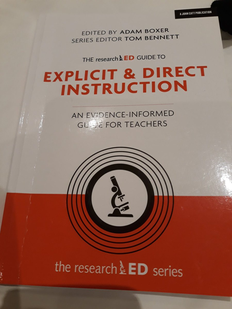 Just reas the foreward and introduction @tombennett71 @adamboxer1. Love it! 💪