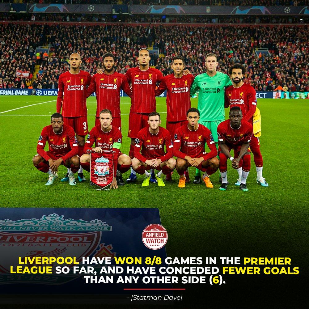 RT @AnfieldWatch: Liverpool in the Premier League 🤩🔴 #LFC https://t.co/aik8jFWXfb