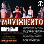 Image for the Tweet beginning: MODULO: MOVIMIENTO LIBRE, con Lucyanna