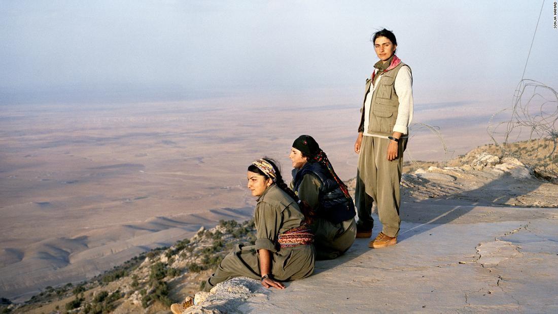 A letter to Kurdish soldiers from a US military wife   #Ukraine #Turkey #GenocideOfKurds #Kurds #Syria #Russia #impeachment #ImpeachThePres #ImpeachAndRemove