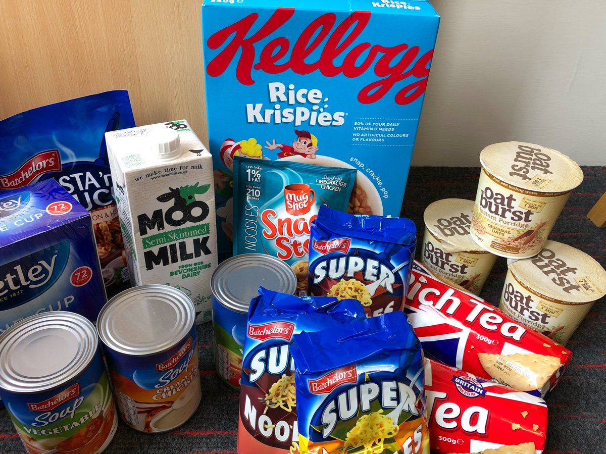 There is still time, bring donations to the Prep School office tomorrow, all donations going to the Dover Foodbank. #harvestfestival