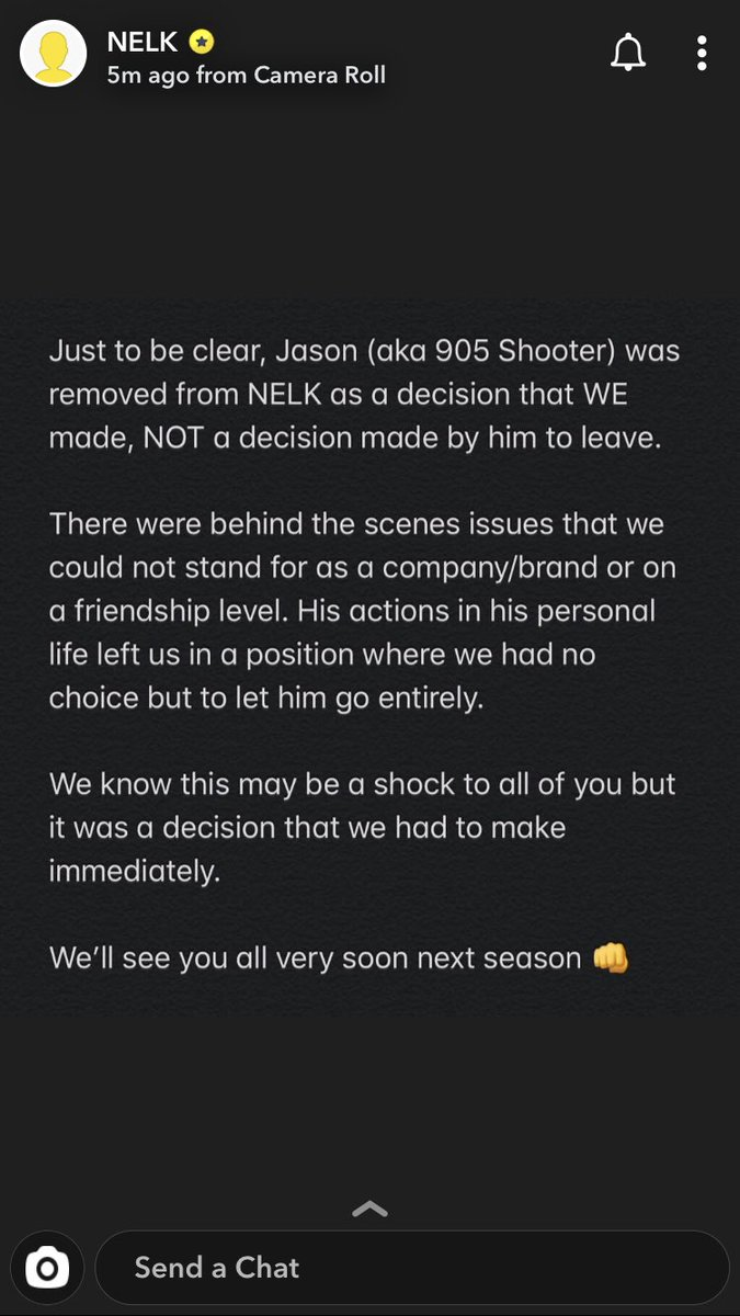 Nelkboys Hashtag On Twitter Stevewilldoit also shared a story from their trip to ibiza, which saw a fan hospitalized, explaining that 905 shooter refused to acknowledge the members of their audience who had been invited along on the trip, saying he didn't understand the. nelkboys hashtag on twitter