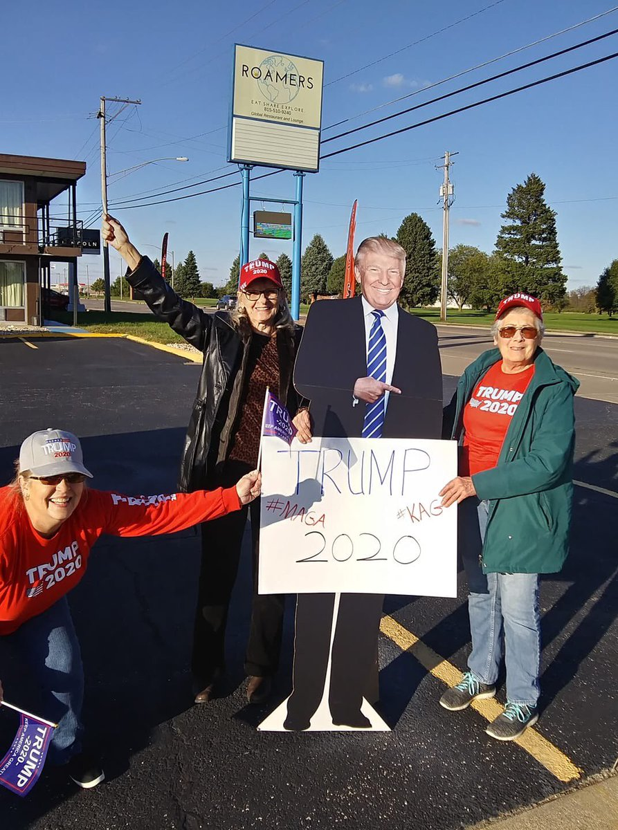In MY little home town in central Illinois!! #MAGA #WWG1WGA #Q<br>http://pic.twitter.com/KehYxaiZL5
