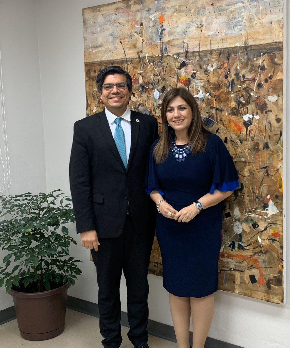 En diálogo con Dr. Ubaldo Córdova @genevo Vicepresidente de @UPR_Oficial buscamos lograr alianzas formales para establecer proyectos educativos innovadores en el @ECOEXPLORATORIO por el bienestar y futuro de nuestros niños y jóvenes.