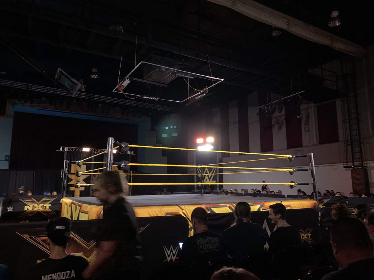 WWE NXT Live Event Results From Tampa (10/17): Shane Thorne Headlines, Mansoor, Rhea Ripley, More