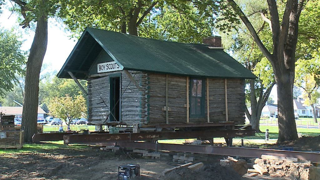City of Papillion raises money to save century-old cabin ketv.com/article/city-o…