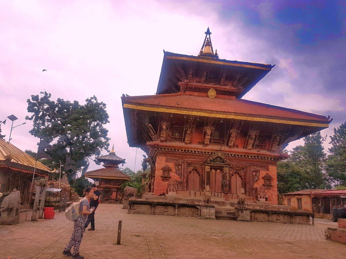 One historical UNESCO world heritage site (Changunarayan) in Nepal from out of 10 sites..https://www.frolicadventure.com/nagarkot-changunarayan-day-hike….#daytour #dayhike #nagarkotchangunarayanhiking #unescosites #worldheritage #nepal8thwonder #nepalnow #temple #hinduism #nepalisbeautiful @GetYourGuide