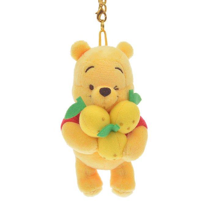Yuzuru Hanyu Winnie the pooh disney yuzu pooh japan keychain