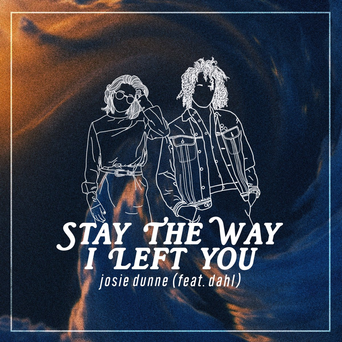 .@JosieDunneMusic just dropped STAY THE WAY I LEFT YOU (ft. @TrevorDahl) & i'm obsessed. LISTEN: atlantic.lnk.to/STWILYTA