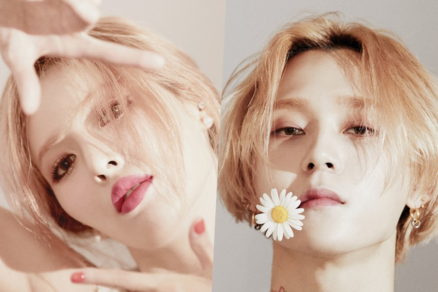 #HyunA And #DAWN (Hyojong) To Release Solo Albums On The Same Day soompi.com/article/135967…