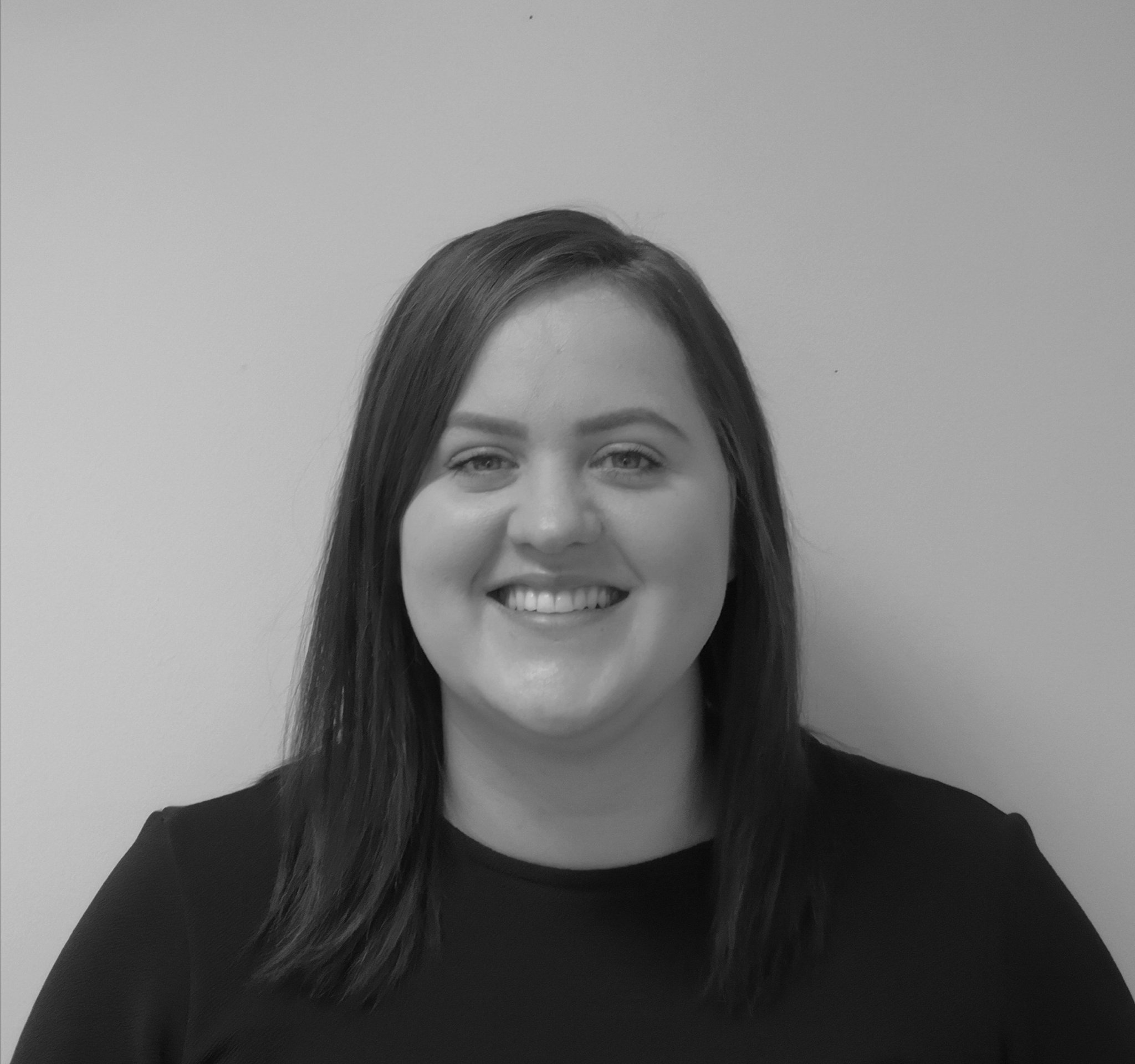 """Meet Jo our Commercial Administration Manager. """"I have worked with Sidey for 10 years.  My role includes managing the survey & installation schedules for commercial contracts and ensuring they are completed in time. When I'm not at Sidey I like binge watching tv shows & shopping"""