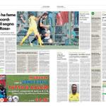 Image for the Tweet beginning: Sei gol in sette partite,