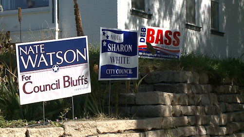 Trio of candidates band together to run campaign as a team ketv.com/article/trio-o…