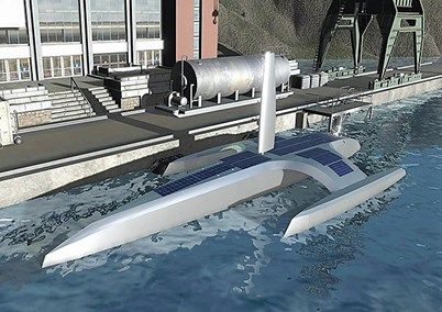 test Twitter Media - In September 2020, 400 years after the Mayflower ship first carried the Pilgrim Fathers to America, a state-of-the-art unmanned ship will travel the same route running on renewable energy. https://t.co/DgHQSaVw6w  #Engineering #ArtificialIntelligence https://t.co/grcpoP6kj9
