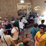 Image for the Tweet beginning: Palermo, record di abbonati: superata