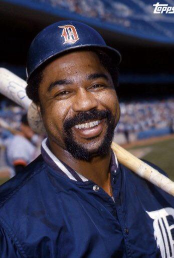 Happy birthday to beloved Detroit Tigers Star Willie Horton