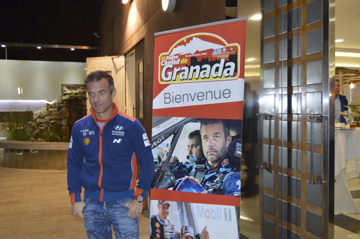 SCER + CERT: VI Rallye Ciudad de Granada [18-19 Octubre] EHJRKVyWwAAzTIy