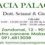 Image for the Tweet beginning: Farmacia Palagonia  offre ai