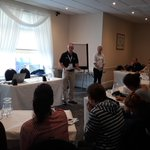 Image for the Tweet beginning: Great turn out at #BCVACongress2019