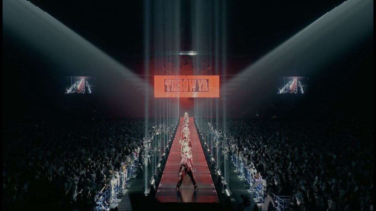 """【動画】ライブ映像フル解禁!THE RAMPAGE from EXILE TRIBE「THROW YA FIST」LIVE TOUR 2019""""THROW YA FIST""""より"""