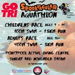Image for the Tweet beginning: Entries for our @yourgotri Spooktacular