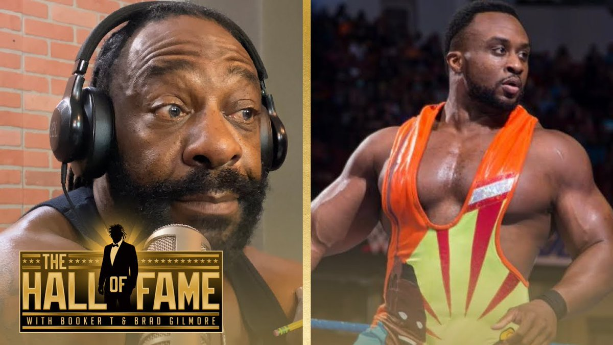 Booker T On Why @WWEBigE Should Feud With Brock Lesnar https://t.co/Pwv2b7fwte https://t.co/rx3uhFgDbE