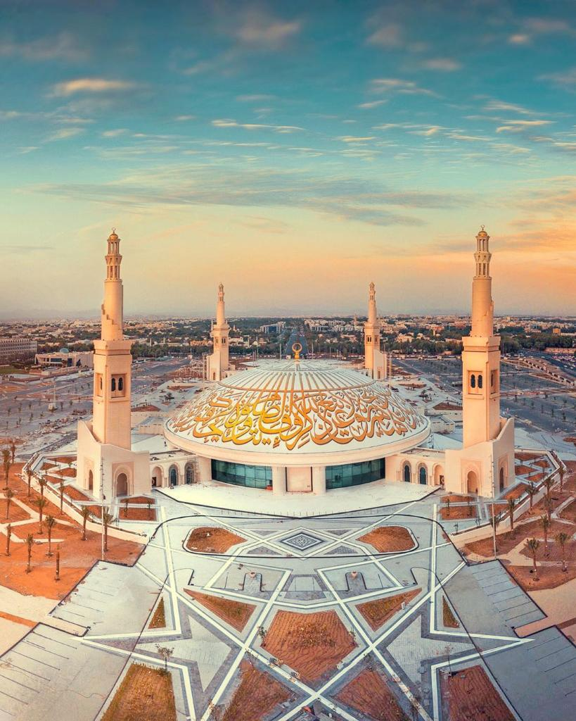 Etihad Airways On Twitter Featuring The Uae S Biggest Dome The Sheikh Khalifa Bin Zayed Al Nahyan Mosque Is The Newest Wonder In The Oasis City Of Al Ain Photo By Reem Abdullah