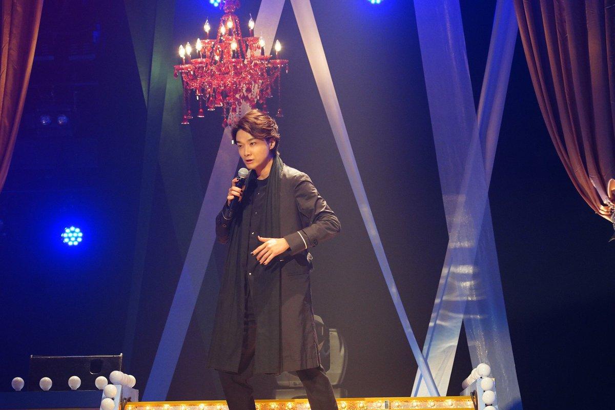 グリブラ 第31話歌コーナーでは 井上芳雄 さんが『エリザベート』より「愛と死の輪舞」を披露です ト