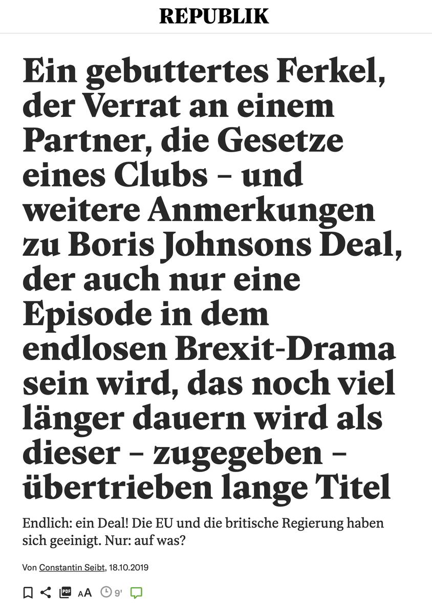 #Brexit