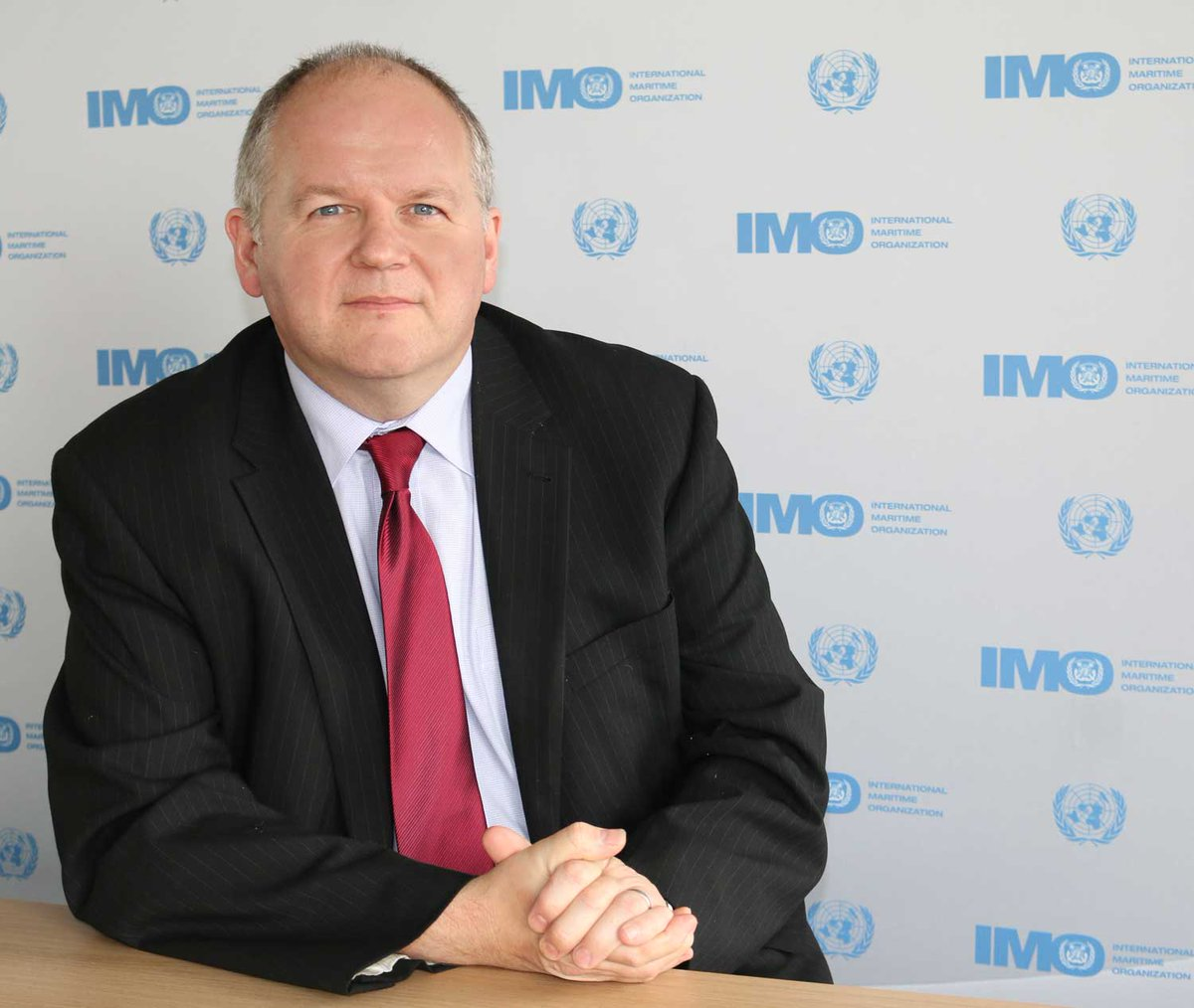 """Edmund Hughes (OMI): """"El encarecimiento del combustible estimulará la innovación y la eficiencia"""""""