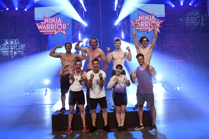 #ninjawarriorgermany Foto