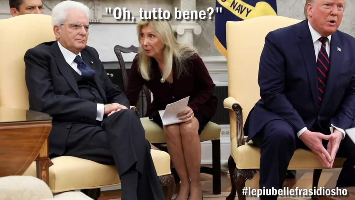 #PresidentMozzarella