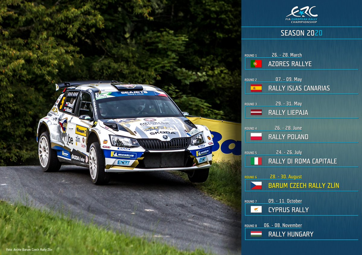 FIA European Rally Championship: Temporada 2019 - Página 5 EHJwm71X4AAXfJj