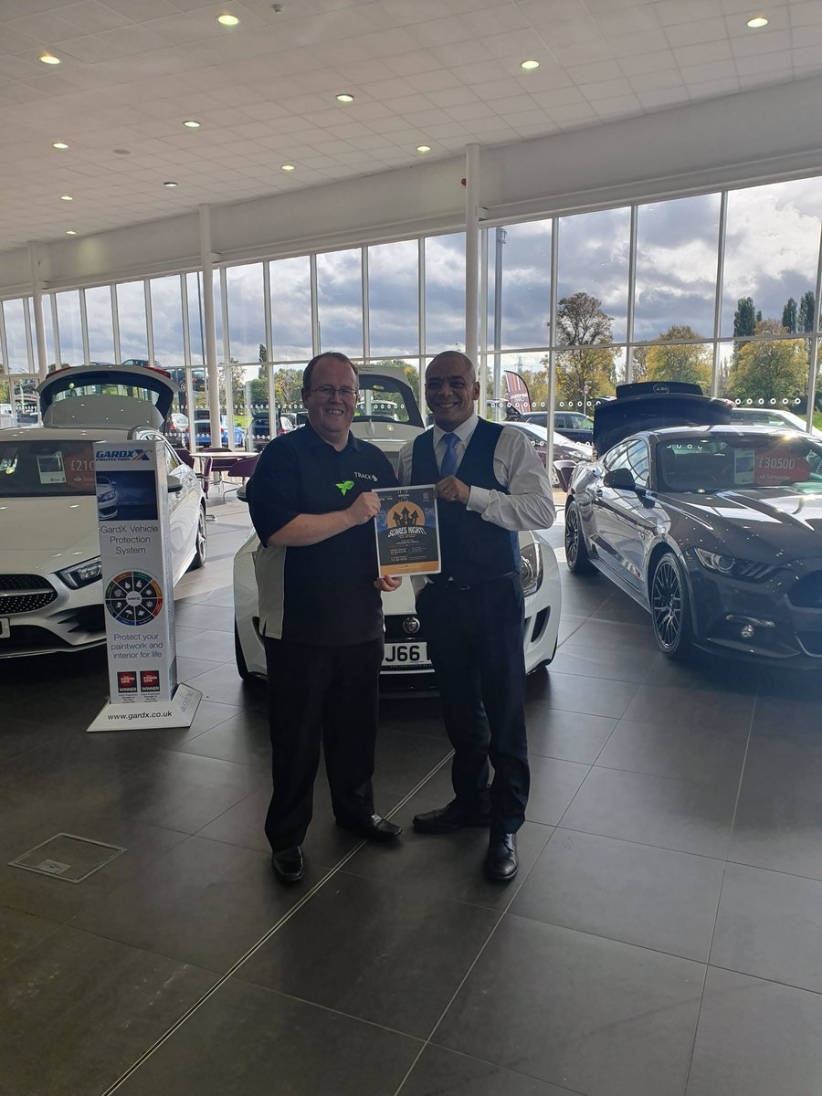 This weeks Northampton Neighbour #NN of the week in association with #northantshour is @Imperialcar Look out for details of the Imperial Scares night with @ntfc funds from the raffle are being donated to @TRACKnnLtd Tickets on sale Monday.