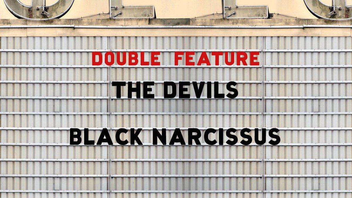 Nunsploitation meets the art house in this weeks Double Feature: two delirious tales of repressed sexuality, madness, and mass hysteria from visionary iconoclasts of the British cinema. criterionchannel.com/bad-habits