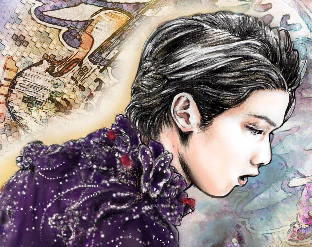 もうすぐスケカナ🇨🇦結弦さんの思うような日々を過ごせていますように!ぽんちゃん @yuzuponchan1207  のバナー絵を描きました🖌全体図などのまとめ→ #羽生結弦  #YuzuruHanyu