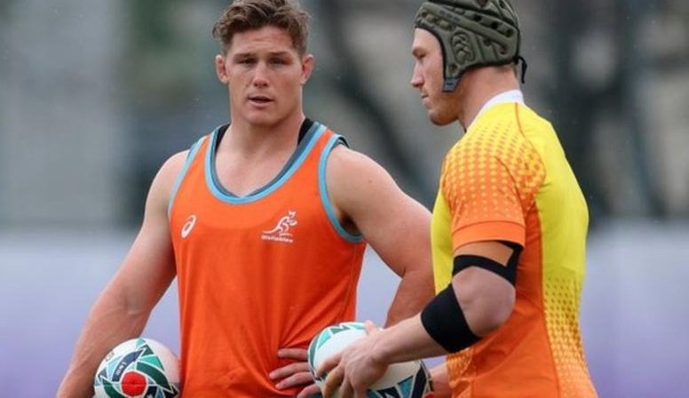 "test Twitter Media - ""It's going to be a good battle.""  Australia captain Michael Hooper expects England flankers Tom Curry and Sam Underhill to be formidable opponents in Saturday's World Cup quarter-final.  More ➡️ https://t.co/RsptpjP6ru  #ENGvAUS #bbcrugby #RWC2019 https://t.co/E1EiMvKOzu"
