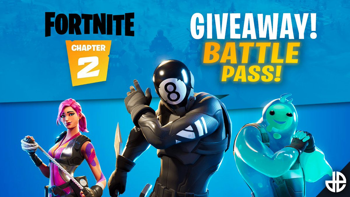 ⚠️GIVEAWAY TIME! ⚠️ Win one of five Fortnite Chapter 2 Battle Passes! 💰 How to enter: 1. Follow instagram.com/Dexerto 2. Follow @FortniteINTEL & @Dexerto 3. RT & Like this Tweet Winners announced next Friday, October 25th!